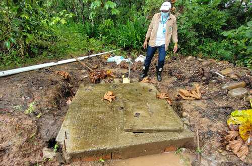 Investigan dos Condominios de Villavicencio por afectar caño