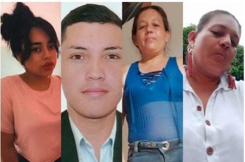 Cuerpos hallados en Mesetas pertenecen  a comisión de URT