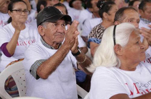 Colombia Mayor anunció cambios en puntos de pago