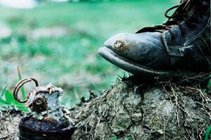 Docentes serán capacitados en riesgo de minas antipersona