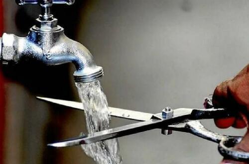 Habrá cortes de agua en Villavicencio durante una semana