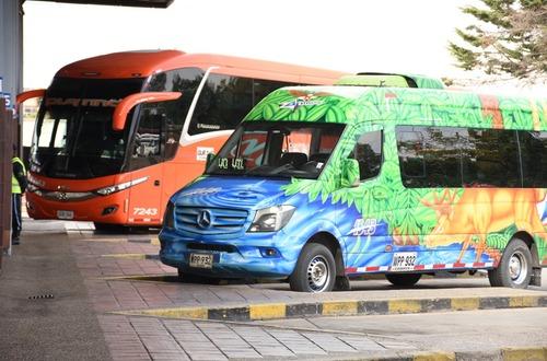 Empresas de transporte no serán obligadas a publicar tarifas