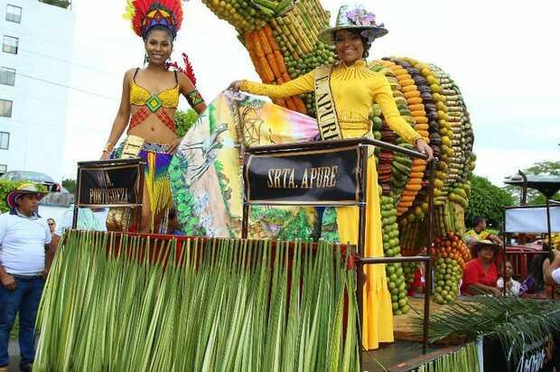 Arrancó Festival de la Cosecha Llanera