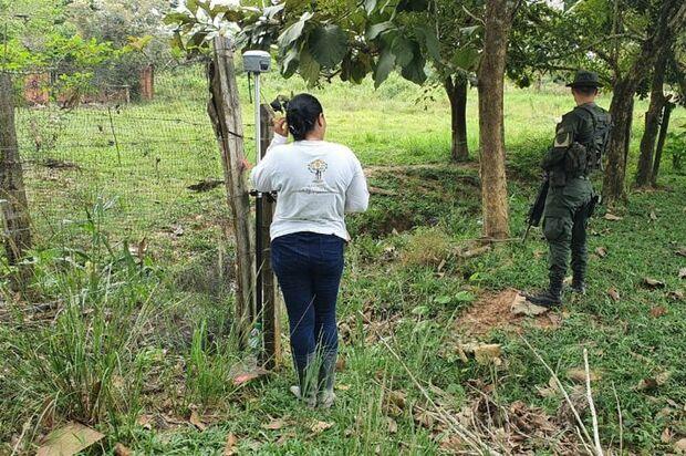 Víctimas recuperan  tierras en Vichada