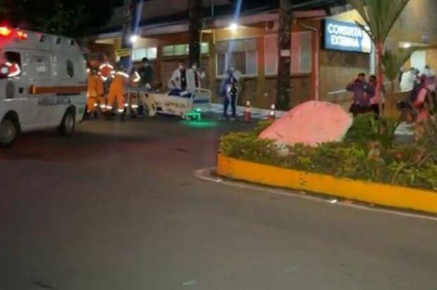 Controlado incendio en Hospital de Villavicencio
