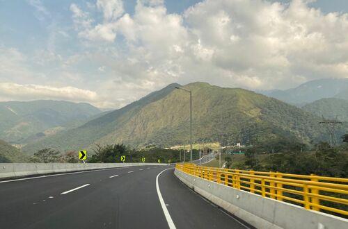 Habrá cierre nocturno en la vía Bogotá-Villavicencio