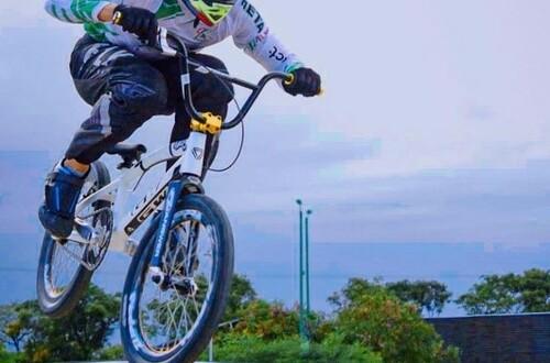 Fin de semana de BMX en Villavicencio