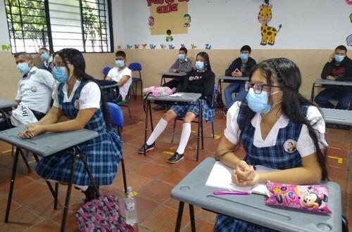 Arrancó el receso escolar en Villavicencio
