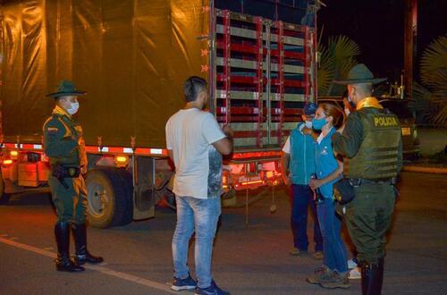 Avanzan en el control al tráfico ilegal de madera en el Meta