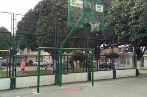 Cinco polideportivos para la Comuna Ocho de Villavicencio