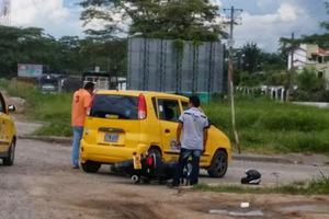 Racha de accidentes en Villavicencio, denuncian autoridades de tránsito