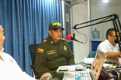 Tras cinematográfica persecución, Policía captura dos presuntos sicarios en Villavicencio