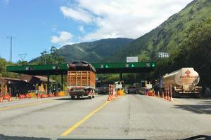 Lista operación vial entre Bogotá y Villavicencio para el puente festivo de La Raza