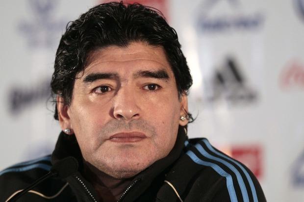 Vídeo de Maradona que circula en las redes sociales, indigna a más de uno