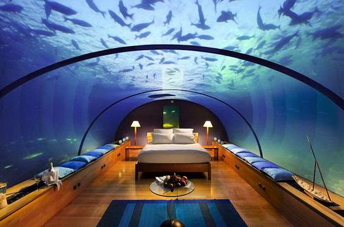 Hoteles Paradisíacos para ser visitados