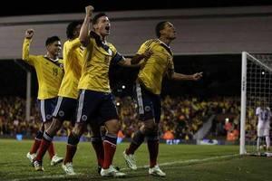 Vibrante victoria de Colombia ante Estados Unidos